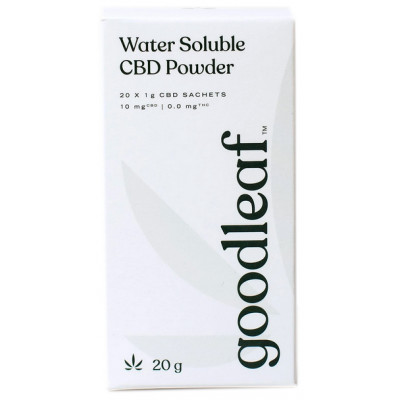 Goodleaf CBD Powder Sachets