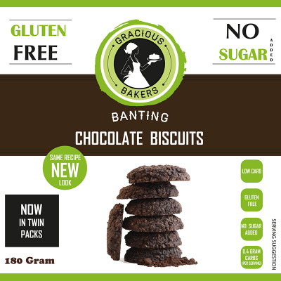 Gracious Bakers Chocolate Biscuits