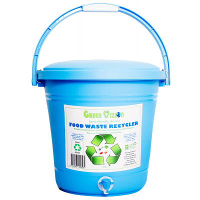 Green Vizion Food Waste Recycler - Blue
