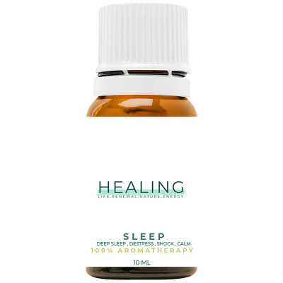 Healing Aromatherapy Sleep Oil