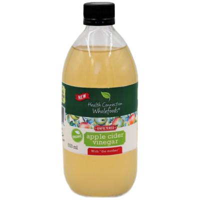 Health Connection Organic Apple Cider Vinegar
