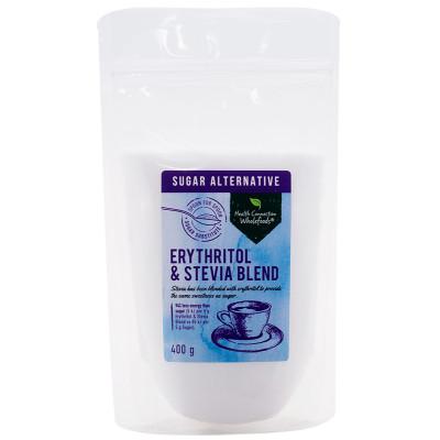 Health Connection Erythritol & Stevia Blend 400g