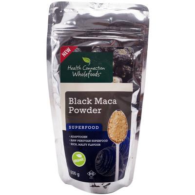 Health Connection Black Maca Powder