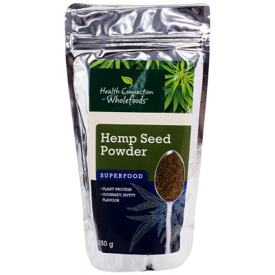 Health Connection Wholefoods – Hemp Seed Powder