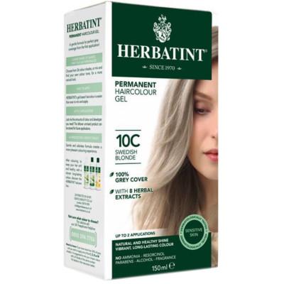 Herbatint Hair Colours - 10C Swedish Blonde