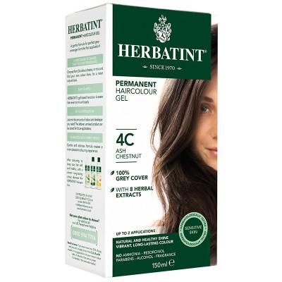 Herbatint Hair Colours - 4C Ash Chestnut