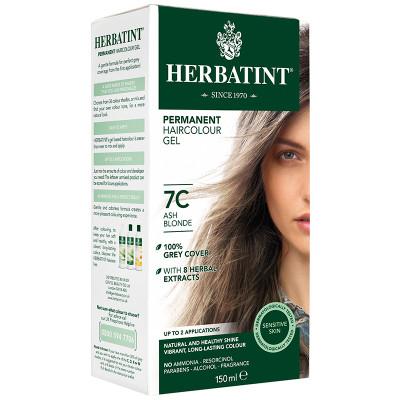 Herbatint Hair Colours - 7C Ash Blonde