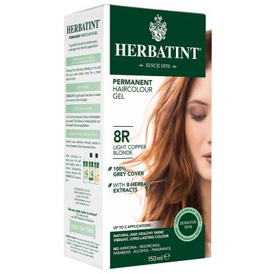 Herbatint Hair Colours - 8R Light Copper Blonde