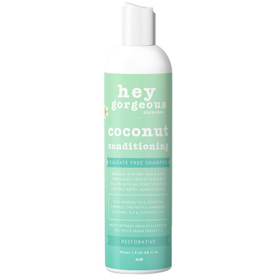 Hey Gorgeous Coconut Revitalising Shampoo (Normal/Dry)