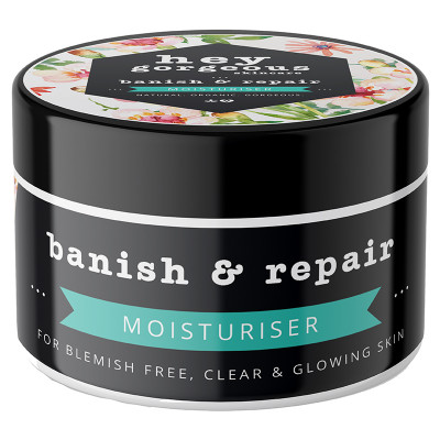 Hey Gorgeous Banish & Repair Moisturiser
