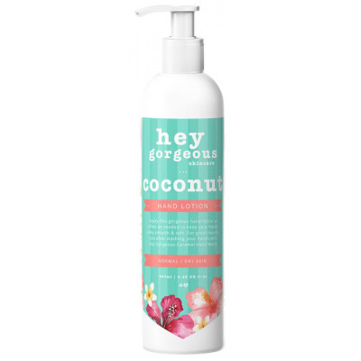 Hey Gorgeous Coconut Hand Lotion