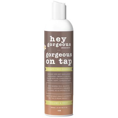 Hey Gorgeous On Tap Shampoo