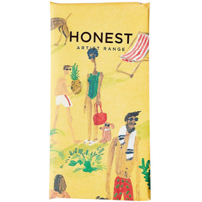 Honest Chocolate 70% + Pineapple & Buchu