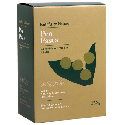 Faithful to Nature Pea Pasta