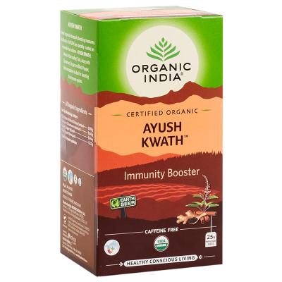 Organic India Ayush Kwath - Immunity Booster