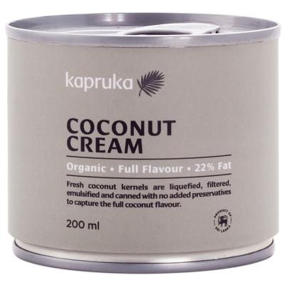 Kapruka Organic Coconut Cream