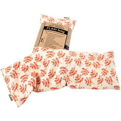 FLAXi Bag Natural Heat Therapy - Orange Foliage