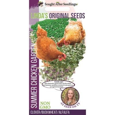 Linda's Original Seeds Summer Chicken Garden