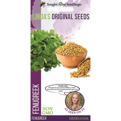 Linda's Original Seeds Fenugreek
