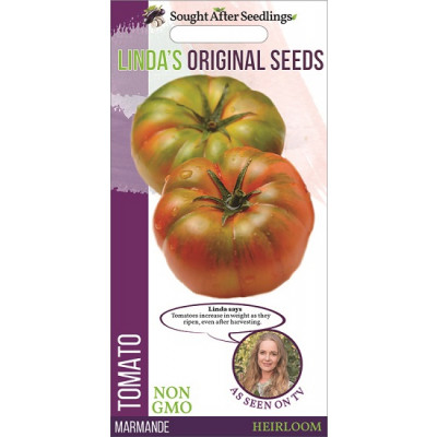 Linda's Original Seeds Tomato Marmande