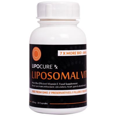 LipoCure Liposomal Vitamin C Capsules