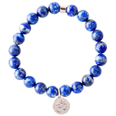 Live Light Lapis Lazuli Bracelet