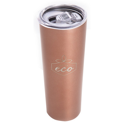 Living Eco Insulated Cup - Copper