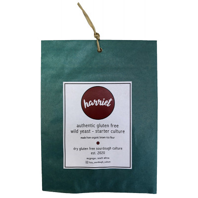 Harriet Sourdough Gluten Free Starter Culture Sachet