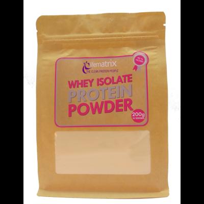 Lifematrix Whey Isolate Protein Powder