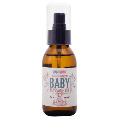 MaMa Baby Massage Oil
