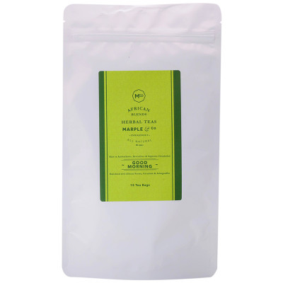 Marple & Co African Herbal Tea - Good Morning