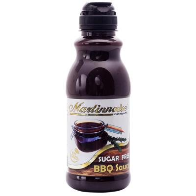 Martinnaise Sugar Free BBQ Sauce