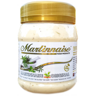 Martinnaise Original Vegan Mayonnaise