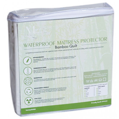Merely a Monarch Bamboo Quilt Mattress Protector