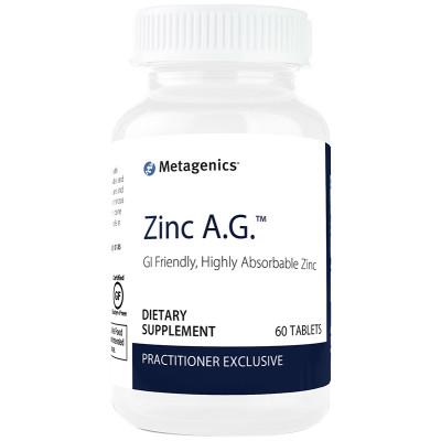 Metagenics Zinc A.G 60's
