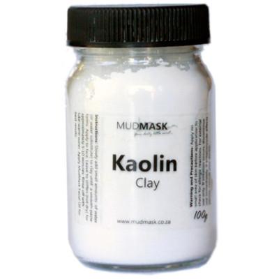 Mudmask Kaolin Clay 100g
