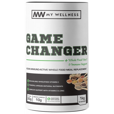 My Wellness Game Changer Vegan Meal Replacement - Chocolate