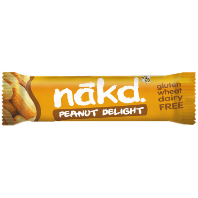 Nakd Peanut Butter Delight Bar (Raw)