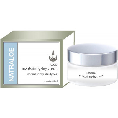Natraloe Moisturising Day Cream (Normal-Dry)
