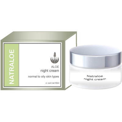 Natraloe Night Cream (Normal/Oily Skin)