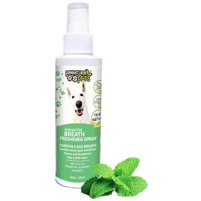 Pannatural Pets Breath Freshener Spray