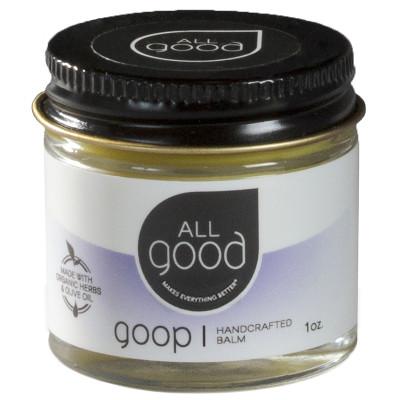 All Good GOOP Organic Healing Balm