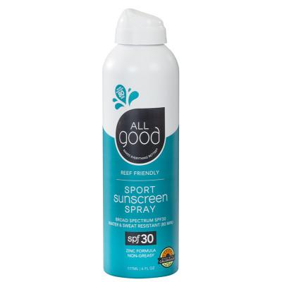All Good SPF 30 Sport Sunscreen Spray