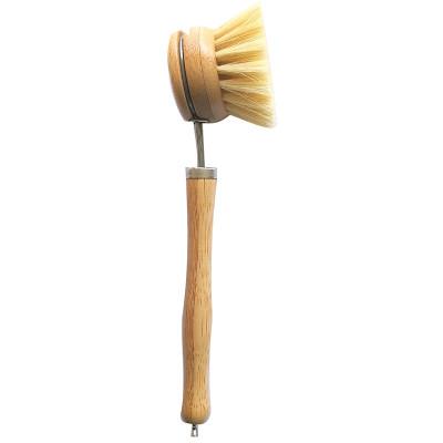 Natural Life Bamboo and Sisal Bristle Dish Brush