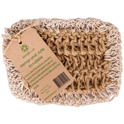 Natural Life Hemp & Jute Dishcloth