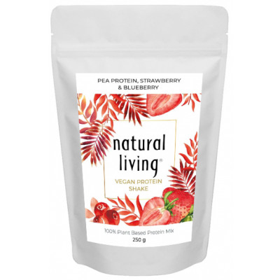 Natural Living Vegan Protein Shake