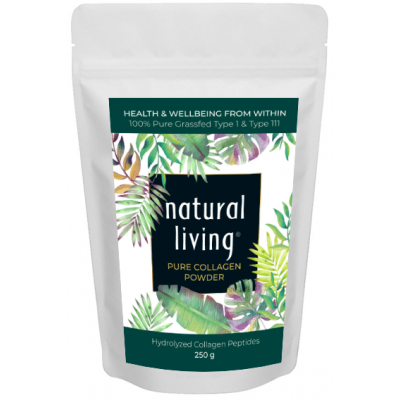 Natural Living Pure Collagen Powder
