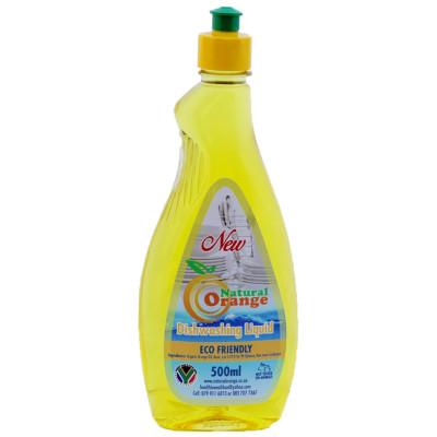 Natural Orange Dishwashing Liquid