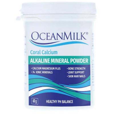 OceanMilk Alkaline Mineral Powder