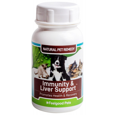Feelgood Pets Immunity & Liver Support